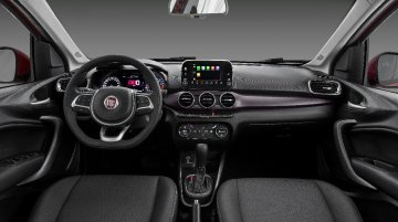 Fiat Cronos (Fiat Linea successor) interior officially revealed