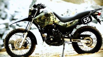 Hero Impulse 'XRE160' by Motorcraft