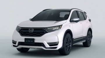 Honda CR-V Custom Concept revealed, to debut at 2018 Tokyo Auto Salon