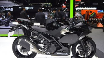 Kawasaki Ninja 400 to be showcased at the 2018 India Auto Expo - Report