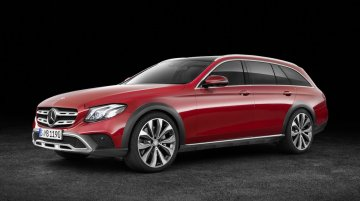Mercedes E-Class All-Terrain coming to India in 2018