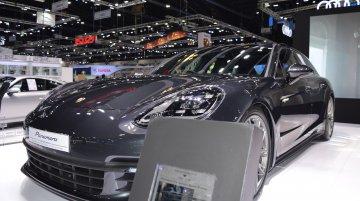 Porsche Panamera 4 e-hybrid Sport Turismo at 2017 Thai Motor Expo