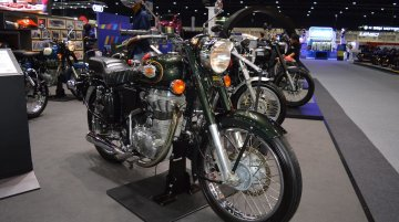 Royal Enfield Bullet 500 ABS launched at INR 1,86,961