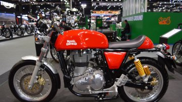 Royal Enfield Continental GT clocks only 3 units in November - Report