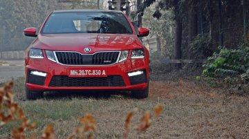 Skoda Octavia RS review