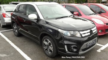 Proton-badged Suzuki Vitara likely to be launched in Malaysia