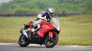 TVS Apache RR 310 - First ride review