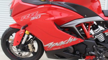 TVS open to the prospect of a twin cylinder bike - Report