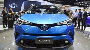 Toyota C-HR - Thai Motor Expo 2017 LIVE
