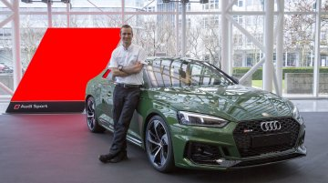 2018 Audi RS 5 Coupe to launch in India next month