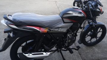 2018 Bajaj Discover 110 spotted; launch on January 10 - Report