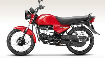 2018 Hero HF Dawn launched at INR 37,400