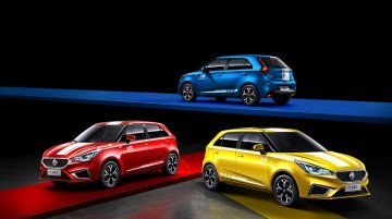MG 3 facelift launch in Thailand this year - Report