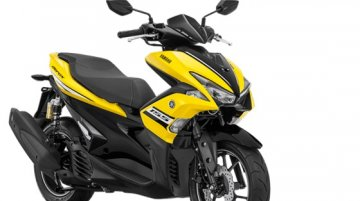 Yamaha Aerox 155 unlikely to be launched in India - Report