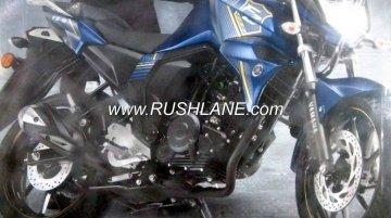 2018 Yamaha FZ-S FI brochure leaked; gets rear disc brake