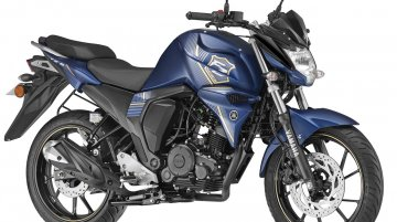 2018 Yamaha FZS-FI launched at INR 86,042