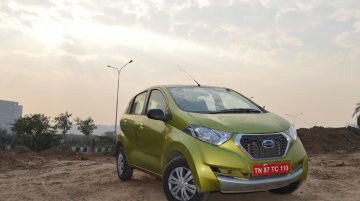 Datsun redi-GO 1.0L MT review