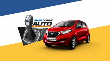 Datsun redi-GO AMT goes on sale, priced from INR 3.8 lakh