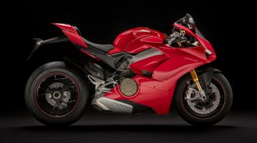 Ducati Panigale V4 launched in India at INR 20.53 lakhs