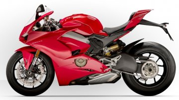 Ducati Panigale V4 bookings reopened, starts from INR 20.53 lakhs
