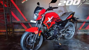 Hero Xtreme 200R vs TVS Apache RTR 200 4V - spec comparison