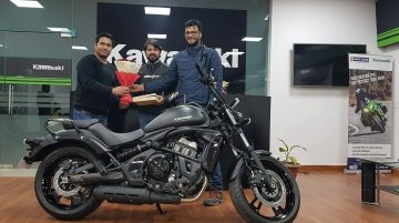 Kawasaki Vulcan S deliveries commence in India
