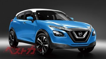 Next-gen Nissan Juke to arrive in August - Report