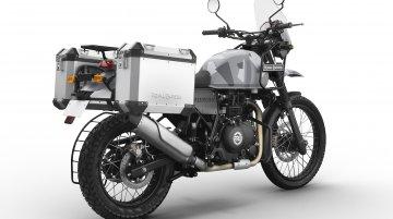Royal Enfield Himalayan with Explorer Kit [Video]
