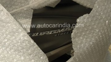 Suzuki Burgman Street spied for the first time; India launch in February - Report