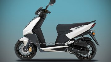 Production TVS Graphite scooter to be called Ntorq 125 - Report