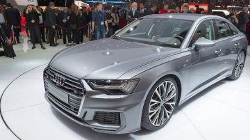 Eighth-gen 2018 Audi A6 officially revealed, to launch in June [Update]