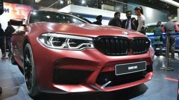 2018 BMW M5 launched in India at INR 1.44 Crore