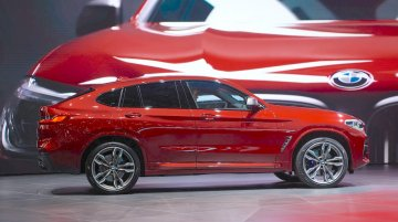 India-bound 2018 BMW X4 makes Geneva Motor Show debut [Update]