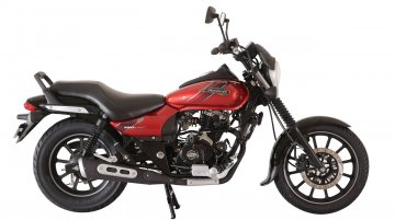 2018 Bajaj Avenger Street 180 launched in India at INR 83,475