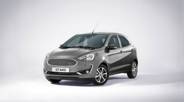 Ford to launch new Figo in India on 15 March - Report