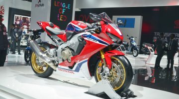 New Honda CBR1000RR (facelift) to feature winglets and V-TEC