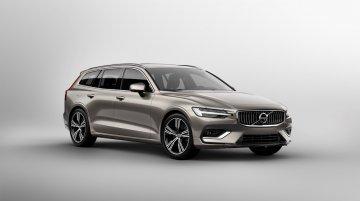 2018 Volvo V60 officially revealed