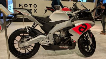 Aprilia RS 150 & Aprilia Tuono 150 not coming to India before 2020