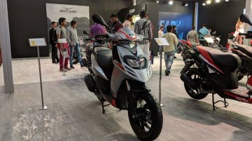 Made-in-India Aprilia family scooter to be called 'Comfort' - Report