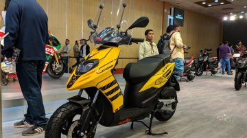 Aprilia Storm 125 likely to be launched in India in April - Report
