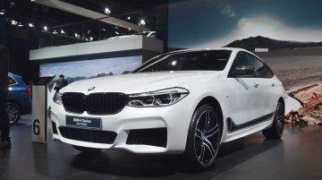 BMW 6 Series Gran Turismo - Auto Expo 2018 Live