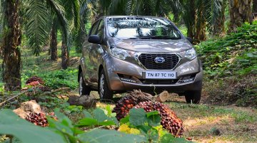 Datsun redi-GO updated with new safety tech, prices hiked