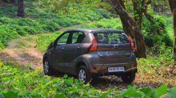 Datsun redi-GO 1.0 AMT Review