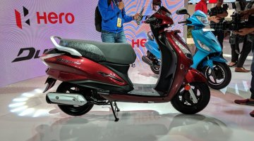 Hero Destini 125 to launch in India on 22 October