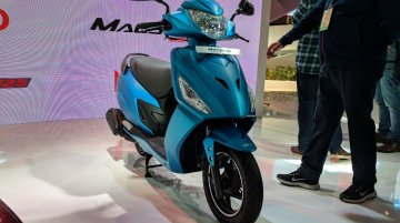 Hero Maestro 125 to be launched on 13 May