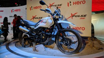 Hero Xpulse 200 confirmed to launch in India by early 2019