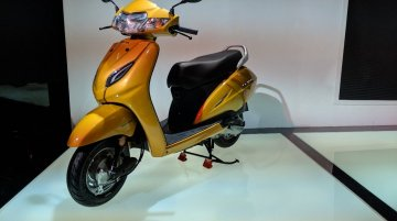 Top 10 best-selling automatic scooter in India - June 2019