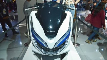 Electric Honda scooters under development for India - Report