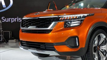 Kia SP Concept-based SUV to be followed by another SUV and a premium hatchback - Report