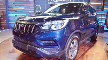 Mahindra's most expensive car, the all-new Rexton, to launch on 9 October
